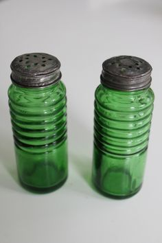 pepper Vintage green salt