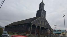 Iglesia de Achao - Isla de Quinchao- Chiloé - Chile