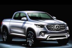 Mercedes Benz Pickup X-Class or Z-Class?