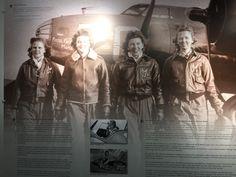 Women pilots during WWII