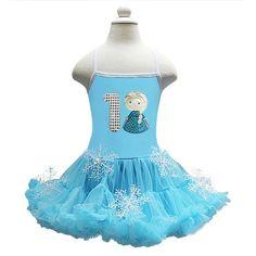 Light Blue Frozen Inspired Elsa Snowflake Birthday Pettiskirt Dress http://www.tutusweetshop.com/item_1246/Light-Blue-Frozen-Inspired-Elsa-Snowflake-Birthday-Pettiskirt-Dress.htm