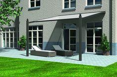 De nieuwste terrasoverkappingen: Bescherming tegen zon en regen http://blog.huisjetuintjeboompje.be/nieuwste-terrasoverkapping-bescherming-zon-en-regen/