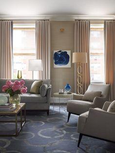 Vella Interiors : Carnegie Hill Family Residence
