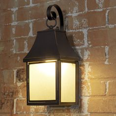 Colony House Energy Star Wall Lantern