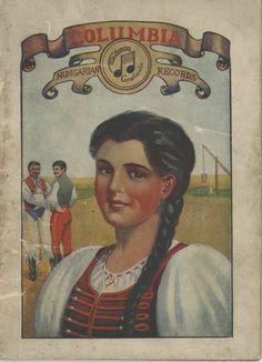 Columbia Records' Hungarian Language Records: 1920