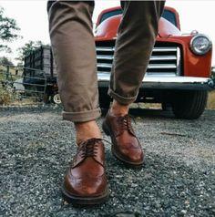 Men's Shoes - Brogues