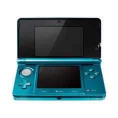 Nintendo 3DS ❤ liked on Polyvore featuring fillers, decor, electronics, games and tech