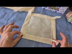 Montaje 1ª Parte, Dobladillo A Medida Y Deshilado - YouTube Tatting, Make It Yourself, Youtube, Videos, Antique Lace, Simple Embroidery, Craft, Animals, Cloth Napkins