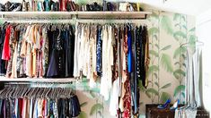 IDEAS PARA  ORGANIZAR TU CLOSET Y LA BONITA PARED