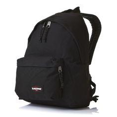 Eastpak Backpacks - Eastpak Padded Pak'R Backpack - Black