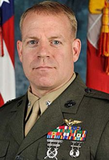 Marine LtCol. Christopher K. Raible, 40, of Huntingdon, Pennsylvania. Died September 15, 2012, serving during Operation Enduring Freedom. Assigned to Commander, Marine Attack Squadron 211, Marine Aircraft Group 13, 3rd Marine Aircraft Wing, I Marine Expeditionary Force (Forward), Miramar MCAS, San Diego, California. Based in Yuma, Arizona. Died at Camp Bastion in Helmand Province, Afghanistan, while supporting combat operations.