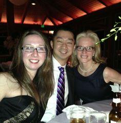 Marielle, Ken & Kathy