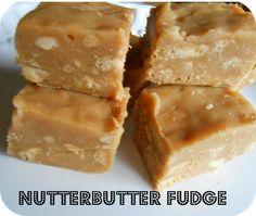 Nutter Butter Fudge: The Better Baker