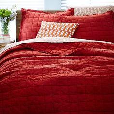 Belgian Linen Quilt