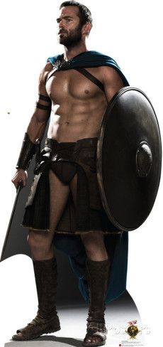 300 Rise of an Empire - Themistocles Lifesize Standup Poster Stand Up