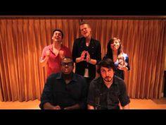 "Scott Alan's ""Love, Love, Love"" featuring Pentatonix - Hooray for new Pentatonix videos! Take a listen, you won't be sorry! :)"