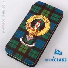 MacKay Clan Crest an