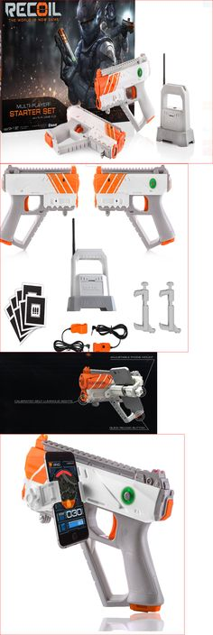 Games 145978: Recoil Multiplayer Fps Shooter Game Starter Set With Wifi Game Hub 2 Guns -> BUY IT NOW ONLY: $174.08 on eBay!