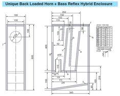 speakers horn design - Buscar con Google
