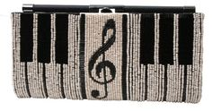ARIA by Mary frances Piano Keyboard Bead Clutch Handbag Mary Frances, http://www.amazon.com/dp/B00B62IIQY/ref=cm_sw_r_pi_dp_RG-irb1Z79XXX