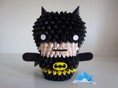 Origami 3D - Batman