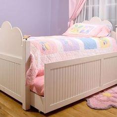 Children's Trundle Bed by Alan Harp