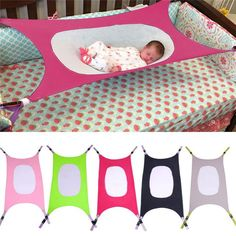 Cheap hammock baby bed, Buy Quality baby hammock bed directly from China crib for babies Suppliers: Baby Safety Hammock Infant Bed Sleeping Bed Detachable Portable Folding Colorful Infant Crib for Newborn Gift The Babys, Baby Hammock, Hammock Swing, Baby Bouncer, Baby Development, Baby Boy Rooms, Baby Beds, Baby Safety, Baby Essentials