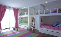 Literas Recamara Infantil Casa GL (von VICTORIA PLASENCIA INTERIORISMO)