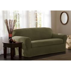 Found it at Wayfair.ca - Blissfield Stretch Two Piece Sofa Slipcover