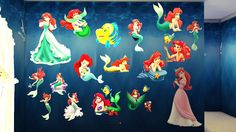 sims 4 disney wall decal and sticker download
