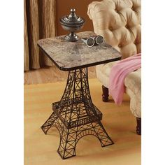Tour Eiffel Sculptural Side Table