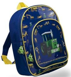 TCS - TRACTOR TED - Tractor Ted Digger Rucksack http://www.tincknellcountrystore.co.uk/search.asp?search=tractor+ted&refpage=all