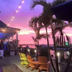 You deserve a night one the bay, watching the sun set with a tasty drink in hand.  De Lazy Lizard in Ocean City, Maryland. #ocmd