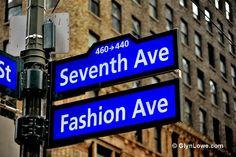 Big Apple, Manhatten und die Fashionista-Community!
