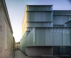 Rehabilitación y ampliación del teatro Ramos Carrión   MGM arquitectos   Jesús Granada _ fotografía de arquitectura