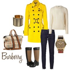 burberry for spring | #katiedskelley
