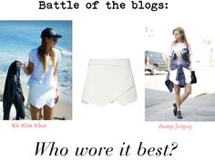 """""""Battle Of The Blogs"""" by shopatmilkinfo on Polyvore"""