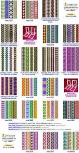 beaded bracelet patterns - Google Search