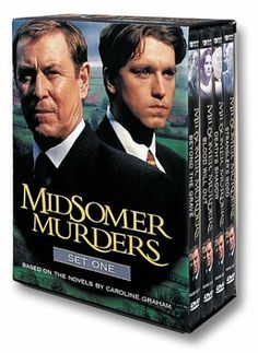 Midsomer Murders: Set One DVD ~ John Nettles, http://www.amazon.ca