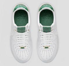 Nike Air Force 1 Nai Ke Jade Top