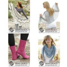 Strikkeopskrifter til tilbehør Leg Warmers, High Socks, Fingerless Gloves, Legs, Fashion, Threading, Leg Warmers Outfit, Fingerless Mitts, Moda