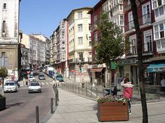 It seems like just yesterday I was here. Want to go back <3 Santander, Spain.