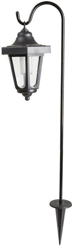 Black Hanging Coach Solar LED Lantern Set of 2 #ad #homedecor #lantern