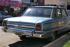 Ford Falcon, Argentina