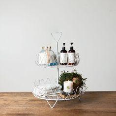 Chloe Tiered Basket - Magnolia Market | Chip & Joanna Gianes
