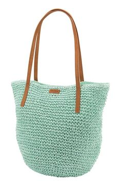Volcom 'Last Straw' Tote Bag available at #Nordstrom