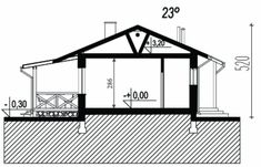Kliknij aby powiększyć Small House Plans, Prefab, Floor Plans, How To Plan, Plane, Houses, Architecture, Blue Prints, Projects