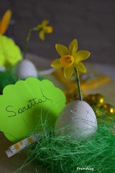 Segnaposto Happy Easter