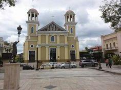 Church Nuestra Señora de la Candelaria, Mayaguez, PR