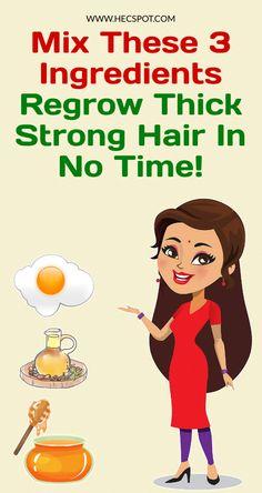 Hair Loss Cure, Oil For Hair Loss, Hair Loss Remedies, Best Hair Loss Shampoo, Homemade Hair Treatments, Make Hair Thicker, How To Grow Your Hair Faster, Best Hair Oil, Hair Tonic